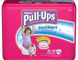 Free Samples of Huggies Pull-Ups Training Pants