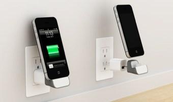 iPhone Wall Dock