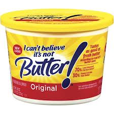 I Cant believe its not butter coupons
