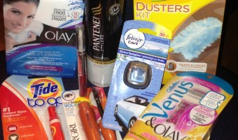 "Giveaway: Best of P&G ""Most Loved"" Products"