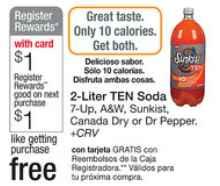 Walgreens free pop