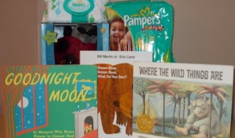 Pampers Spring Into Color Sweepstakes + Giveaway