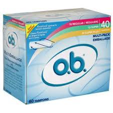 o.b. coupons