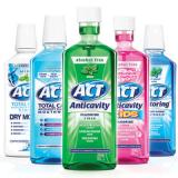 ACT Mouthwash Coupons