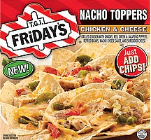TGI Friday's Nacho Toppers Coupon + Store Deals