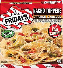 TGI Fridays Nacho Toppers Coupons