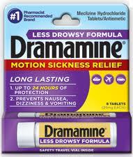 Free Samples Dramamine