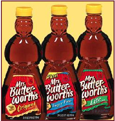 Mrs Butterworth Coupons