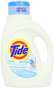 Tide Free and gentle