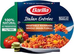 Barilla Italian Entree Printable Coupon