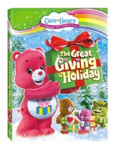 Care Bears Holiday DVD Printable Coupon