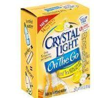 Crystal Light Printable Coupon – Save $2.00