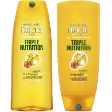 Free Samples of Garnier Fructis Triple Nutrition