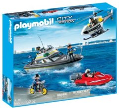 Playmobil Tactical unit set