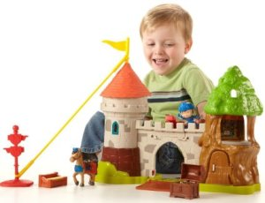 Fisher Price Mike the Knight