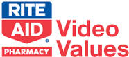 Rite Aid Video Values Coupons – April 2015