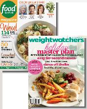 Food Network Weight Watchers Magazine