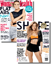 Shape & Women's Health Magazine