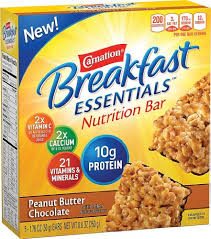 Free Samples Carnation Breakfast Essentials Bar
