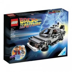 Lego Back to the Future