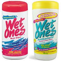 Wet Ones Coupon