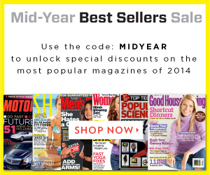 DiscountMags Best sellers