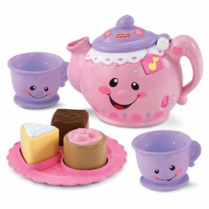Fisher Price Laugh and Learn Tea Set