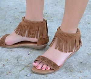 Boho Chic Sandals