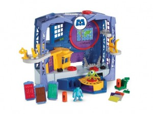 Fisher Price Monsters University Scary Factory