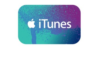 $15 iTunes Gift Card for $10 on Groupon