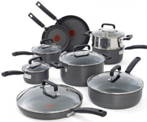 t-fal cookware set