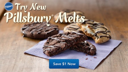 Pillsbury Melts Coupon