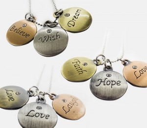 Token of Inspiration Necklace