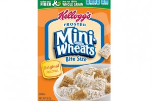 Kellogg's Frosted Mini Wheats