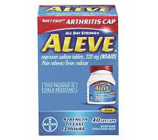 Aleve for $1.69 at Rite Aid