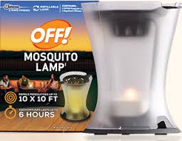 Off! Mosquito Lamp Coupon
