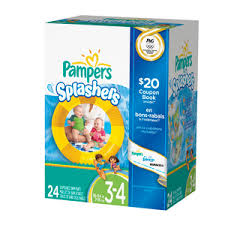 Pampers Splashers Coupon