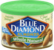 Blue Diamond Almonds for $1.00 at Walgreens