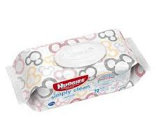 Huggies Simply Clean Baby Wipes Moneymaker