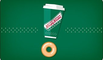 Grab $50 Krispy Kreme Card for ONLY $40!
