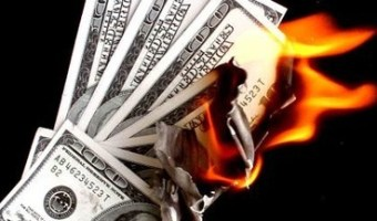 How You Could Be Burning Through Money Quickly