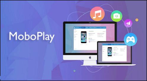 Hasil gambar untuk MoboPlay for PC Suite