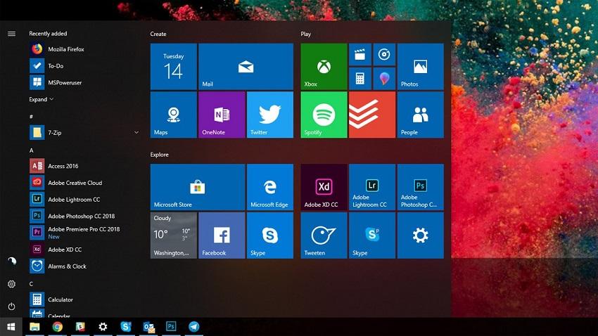 Windows 10 Sep 2018 Free Download
