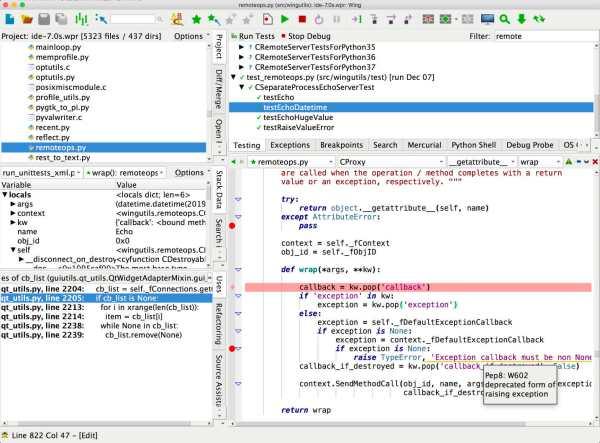 Offline Installer Download Wing IDE Pro 7.2