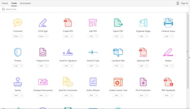 Offline installer download adobe acrobat pro dc 2020