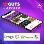 Guts Xpress Casino – no registration! Pay N Play with Bank ID (Trustly)
