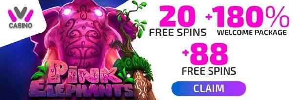 Ivi Casino 20 gratis spins no deposit bonus