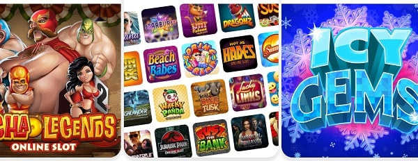 Spin Casino free play games
