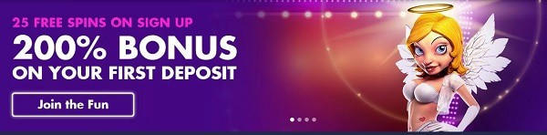 BondiBet Casino 200% welcome bonus and free spins