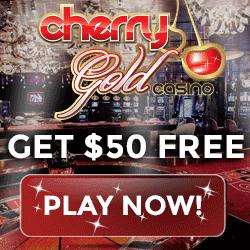 How to get $50 free chip bonus to CherryGold Casino?